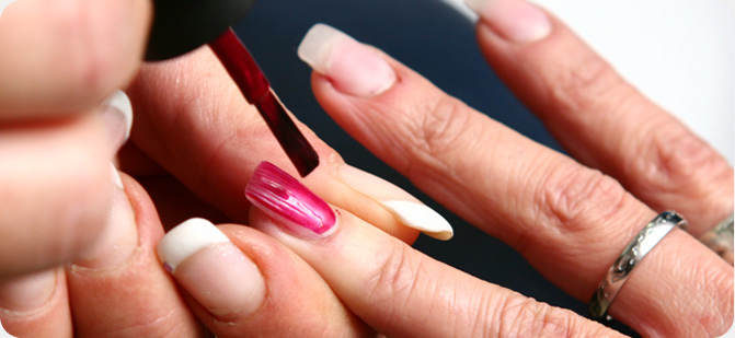 Kursevi nadogradnje noktiju