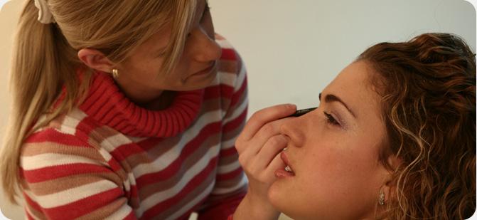 Kursevi za profesionalnog šminkera